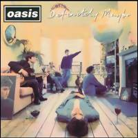 Oasis' Definitely Maybe album